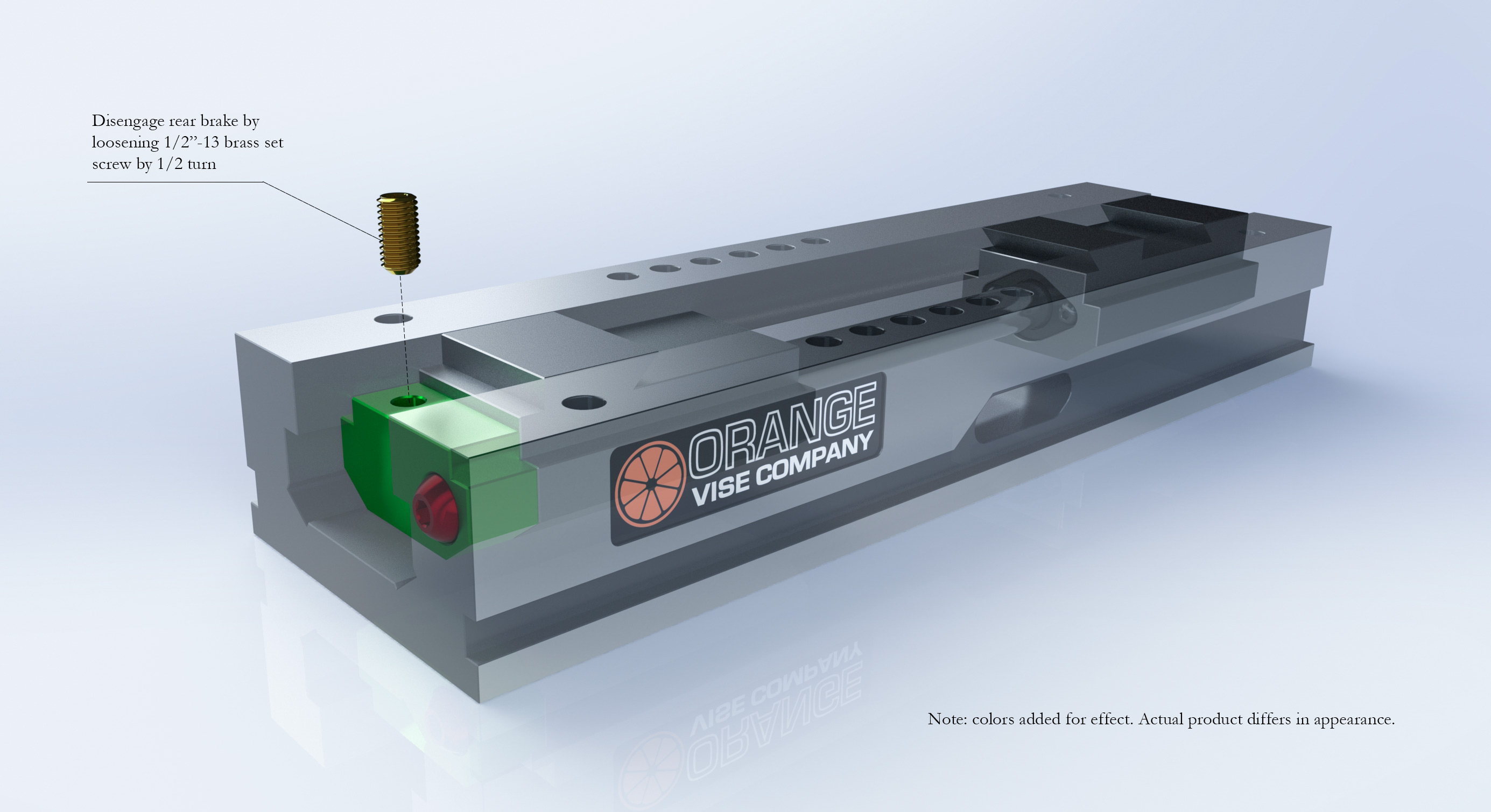 Dual Station Operating Instructions - Orange Vise Company LLC